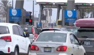 Panamericana Sur: advierten tomar precauciones por obras en la carretera