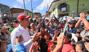 Barranca: presidente Martín Vizcarra inaugura Hospital de Supe