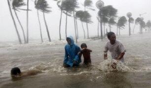 Tormenta tropical 'Usman' deja 35 muertos y decenas de heridos en Filipinas