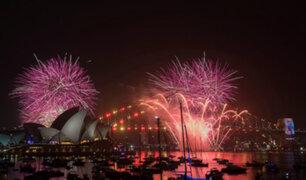Año Nuevo: así recibió Nueva Zelanda la llegada del 2019