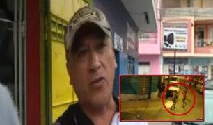 SMP: Hombre agredido por extranjeros brinda su versión