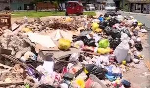 Recojo de basura se empezó a solucionar en el Callao