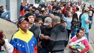 Venezolanos en Perú piden no ser estigmatizados por feminicidio en Ecuador