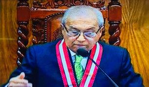 Fiscal de la Nación reemplaza a fiscales Rafael Vela y Domingo Pérez