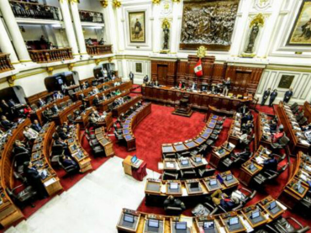 Congresistas buscarían reelegirse en un eventual Senado, según abogado constitucionalista