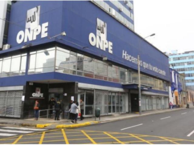 Elecciones 2021: Partidos políticos deben más de S/31 millones en multas a la ONPE