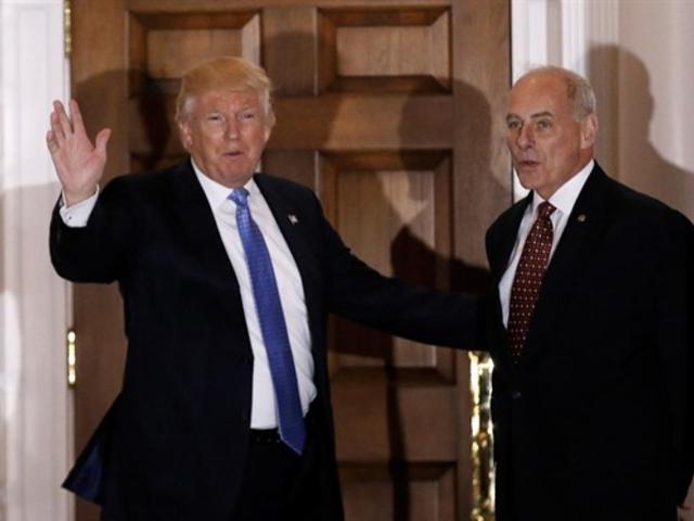 EEUU: Donald Trump anuncia salida del jefe de su gabinete