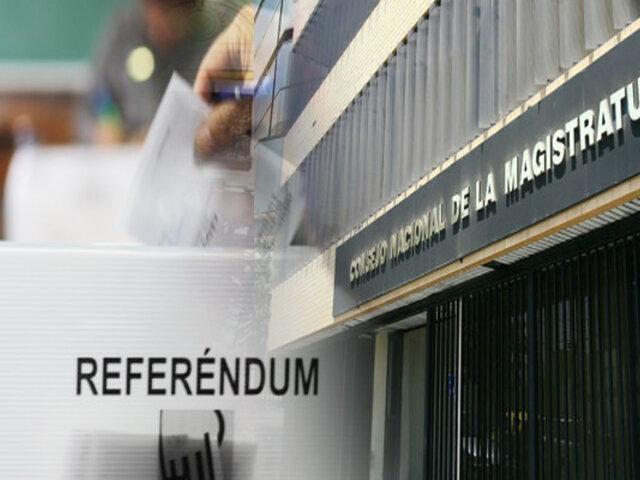 Voto Responsable: Reforma busca la reestructuración del sistema de justicia