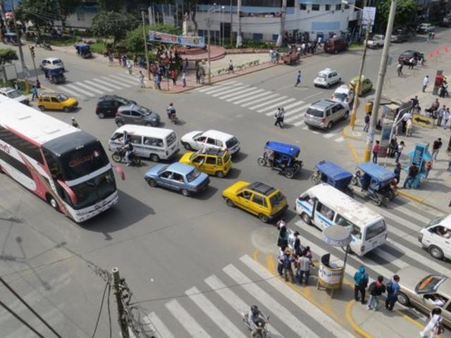 Alcalde de Chiclayo anuncia suspensión de nuevos permisos a transportistas