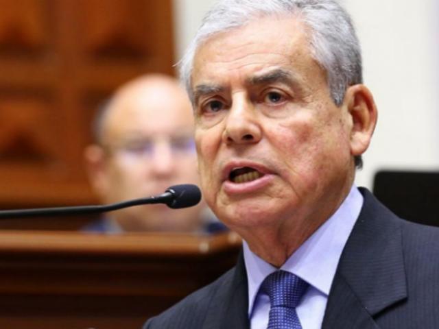 """César Villanueva respondió a acusaciones: """"Yo le he ganado a Odebrecht"""""""