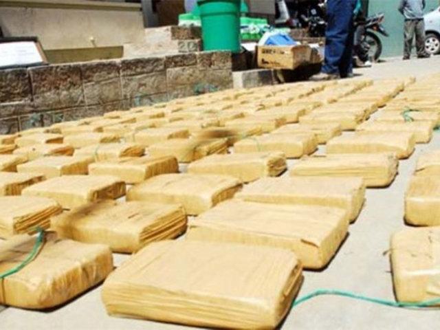 Callao: incautan más de 100 kilos de cocaína que tenía como destino Europa