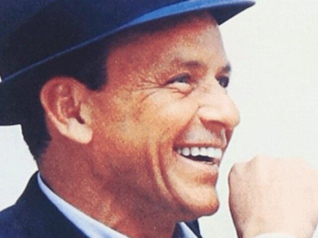 EEUU: se cumplen 103 años del nacimiento de Frank Sinatra