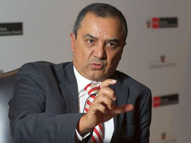 Reforma laboral no recortará gratificaciones, CTS o vacaciones, afirmó ministro de Economía