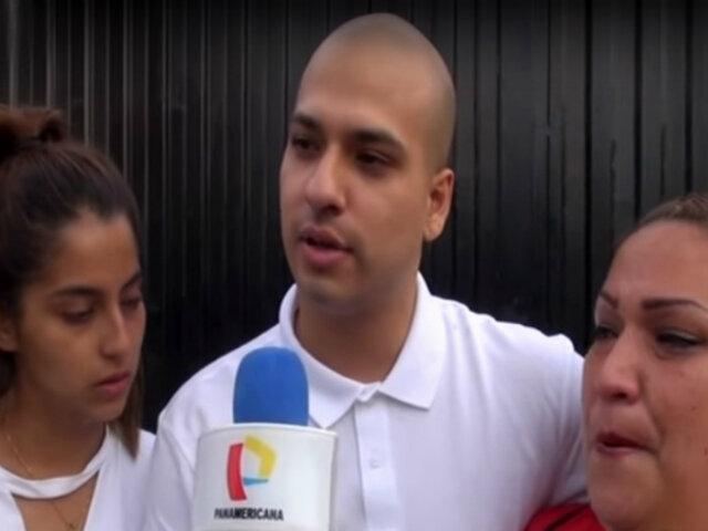 Piero Gaitán García seguirá proceso de violación sexual en libertad
