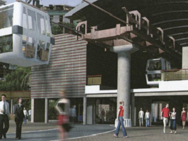 Autorizan construcción de teleférico que unirá SJL e Independencia