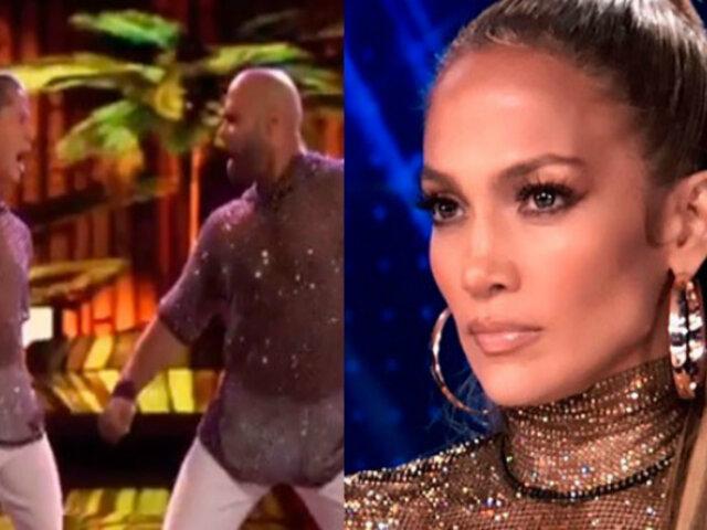 Bailarín peruano impresionó a Jennifer López en reality de competencia