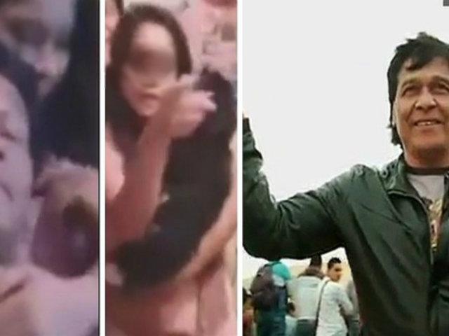 MIMP presentó denuncia contra cómico por tocamientos indebidos a su hija