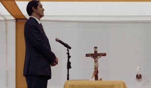 """SJL: nuevo alcalde le pide a su regidor jurar """"por Dios y por la plata"""""""