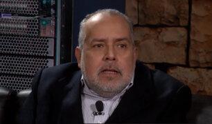 """Juan Carlos Valdivia: El presidente Vizcarra emite """"peligrosas declaraciones"""""""