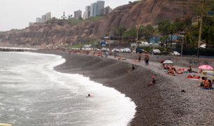 Miraflores: 14 toneladas de basura fueron recogidas en playas y malecones tras el Año Nuevo