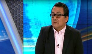 "Víctor Andrés Ponce: ""Chávarry ha perdido autoridad en el MP"""