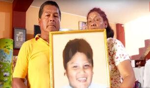Familiares de niño muerto en parque de Chorrillos aún no encuentran justicia