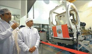 Los problemas de funcionamiento del satélite Perú SAT – 1 estarían en el 'hardware'