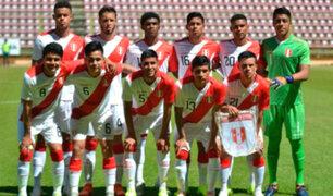 Selección Peruana Sub 20 se alista para el Sudamericano Chile 2019