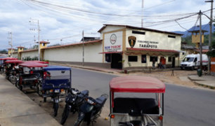 San Martín: tres internos se fugan del penal de Tarapoto