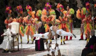 Vaticano: papa Francisco acoge con alegría actuación del Circo de Cuba