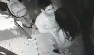 Detienen a hombre que desfiguró a su enamorada con copa de vidrio en discoteca de SJM