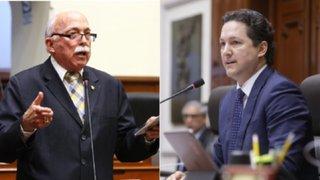 Daniel Salaverry responde pedido de Tubino sobre adelanto de Junta de Portavoces