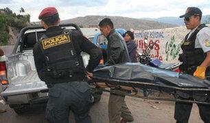 Tarapoto: padre asesina a su hijo tras enterarse que era homosexual