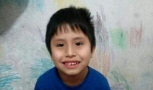 San Miguel: hallan cadáver de niño con autismo reportado como desaparecido