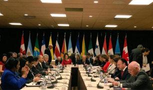 Grupo de Lima no reconocerá nuevo gobierno de presidente Maduro