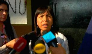 Giuliana Loza: presentaremos recurso de casación para liberar a Keiko Fujimori