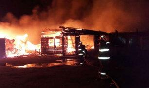 Caos en Brasil por 41 ataques incendiarios en apenas 2 días en Brasil