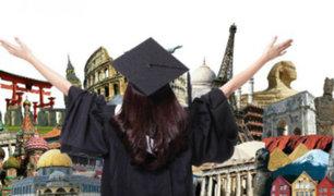 ¿Quiere estudiar en el extranjero? Sepa cómo obtener una beca