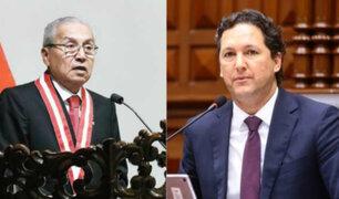 Chávarry solicita al Congreso investigar declaraciones de Vizcarra