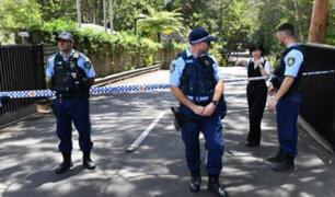 Australia: ataque con cuchillo en Sidney deja un muerto y dos heridos