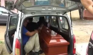 San Martín: un nuevo giro daría caso de joven asesinado por su padre