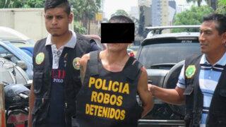 Huacho: delincuente trató de escapar cuando era llevado al penal
