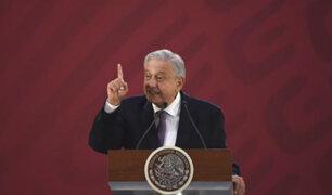 Presidente mexicano explicó decisión de no firmar declaración sobre Venezuela