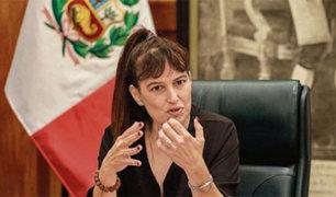 Silvia Pessah Eljay renunció al cargo de ministra de Salud