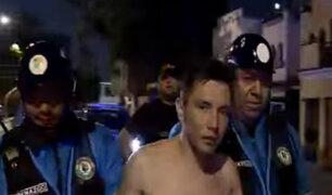 Santa Beatriz: Reportera de Panamericana es atropellada por sujeto en estado de ebriedad