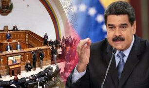 """Venezuela: Parlamento declara """"ilegítimo y usurpador"""" a Nicolás Maduro"""