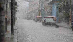 Tumbes - Junín: fuertes precipitaciones afectan principales vías