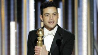 Bohemian Rhapsody se consagró como la mejor película en los Globos de Oro