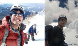 Huaraz: tres españoles y un guía peruano fallecen en nevado Mateo