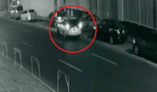 Reportera atropellada por conductor ebrio narró cómo ocurrieron los hechos